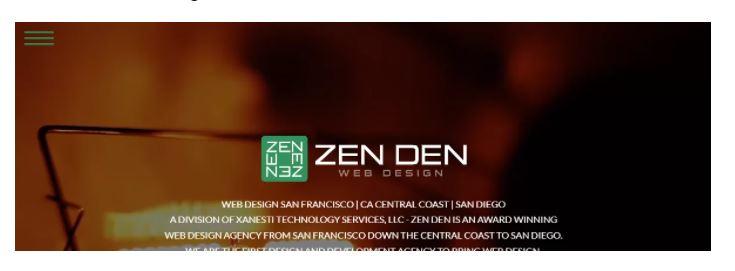 Zen Den Web Design
