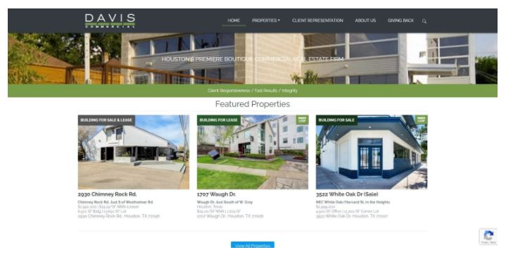 Davis Commercial Real Estate