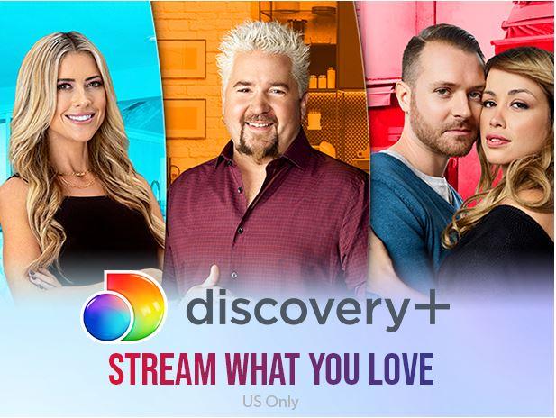 Discovery Plus APK 2.5.0