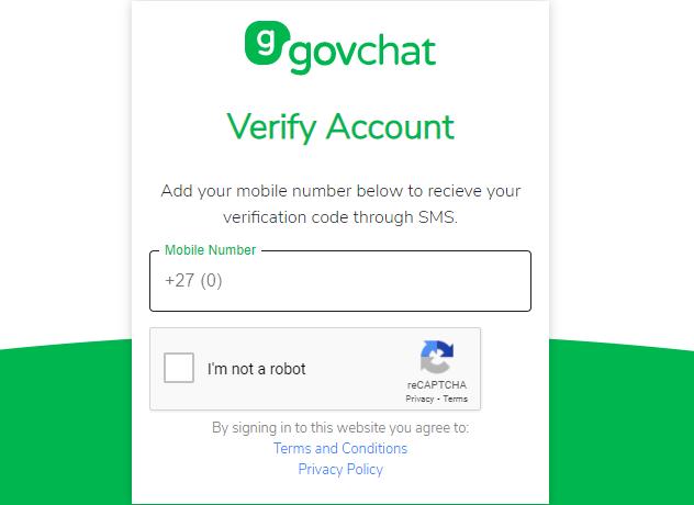 GovChat App