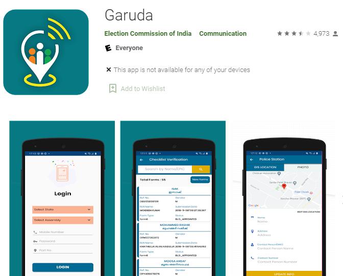Garuda App