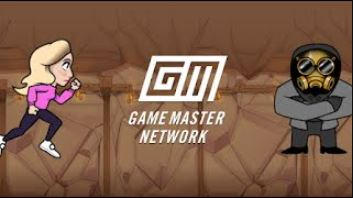 The Game Master Network App