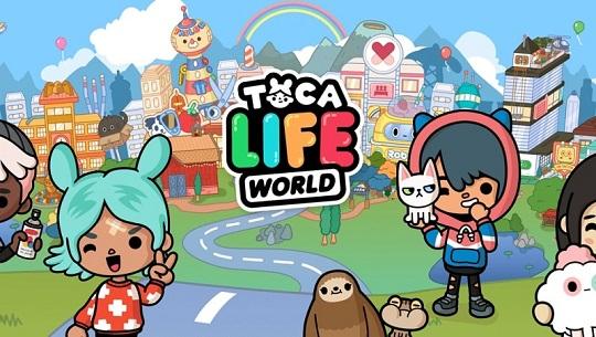 Toca Life World Special Version Mod Apk Torrent
