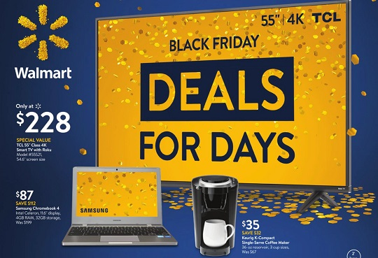 Walmart Black Friday Ad 2021