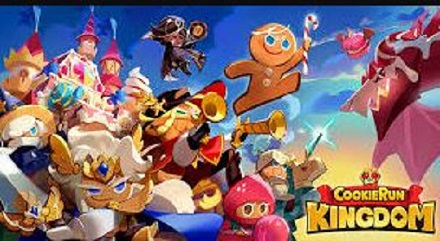 Cookie Run Kingdom Mod Apk
